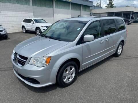 2012 Dodge Grand Caravan for sale at TacomaAutoLoans.com in Lakewood WA