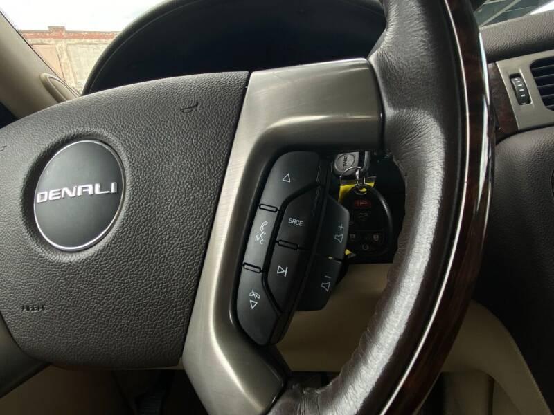 2012 GMC Yukon AWD Denali 4dr SUV - Philladelphia PA