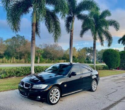 2011 BMW 3 Series for sale at Krifer Auto LLC in Sarasota FL