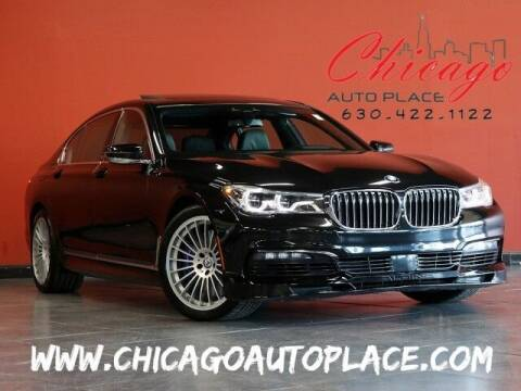 2018 BMW 7 Series for sale at Chicago Auto Place in Bensenville IL