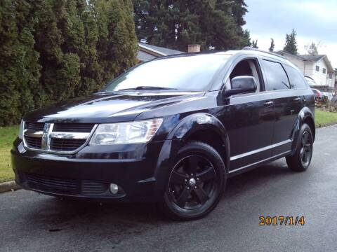 2010 Dodge Journey for sale at Redline Auto Sales in Vancouver WA