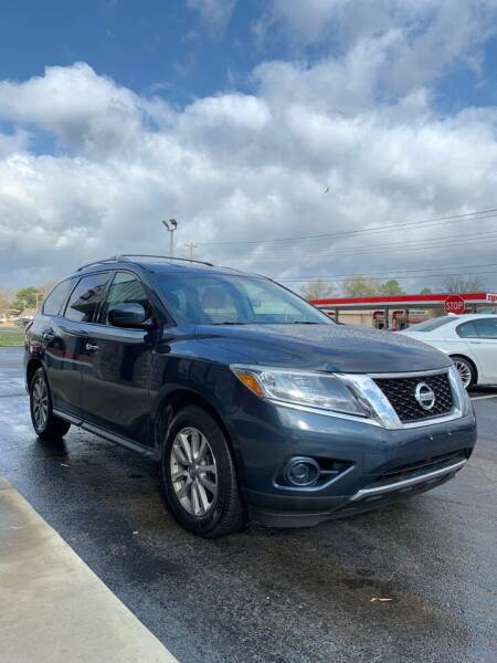 2014 Nissan Pathfinder for sale at City to City Auto Sales in Richmond VA