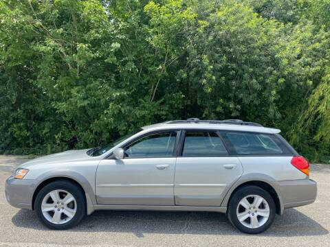 2005 Subaru Outback for sale at AC MOTORCARS LLC in Houston TX