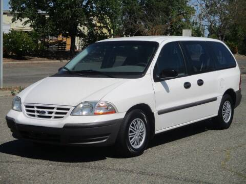 2000 Ford Windstar for sale at General Auto Sales Corp in Sacramento CA