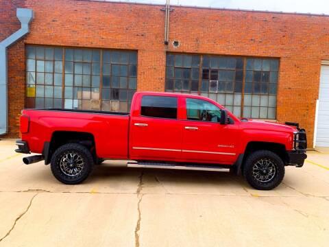 2015 Chevrolet Silverado 2500HD for sale at Mickdiesel Motorplex in Amarillo TX