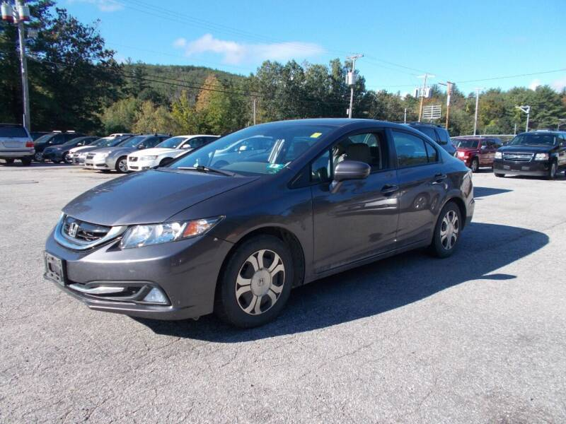 2014 Honda Civic for sale at Manchester Motorsports in Goffstown NH