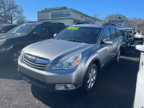 2010 Subaru Outback for sale at Car VIP Auto Sales in Danbury CT