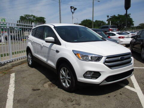 2017 Ford Escape for sale at SOUTHFIELD QUALITY CARS in Detroit MI