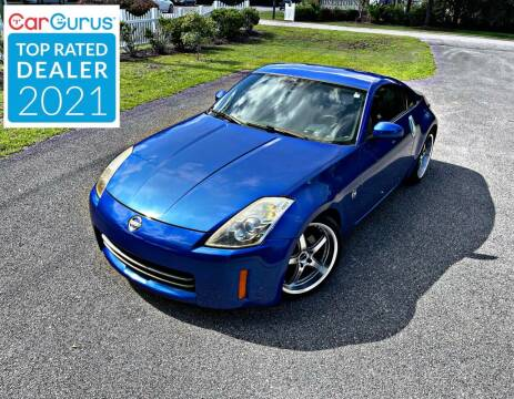 2006 Nissan 350Z for sale at Brothers Auto Sales of Conway in Conway SC