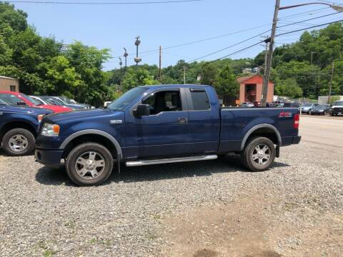 2007 Ford F-150 for sale at Compact Cars of Pittsburgh in Pittsburgh PA
