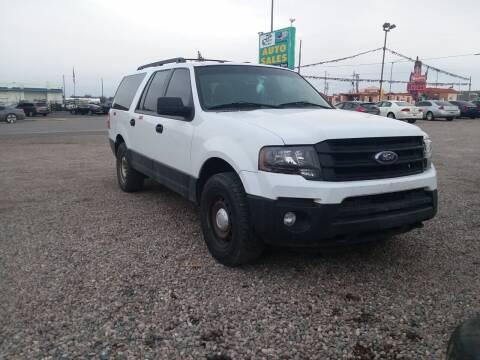 2015 Ford Expedition EL for sale at DK Super Cars in Cheyenne WY