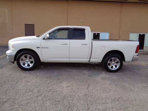 2009 Dodge Ram Pickup 1500 for sale at AUTO PRO in Oklahoma City OK