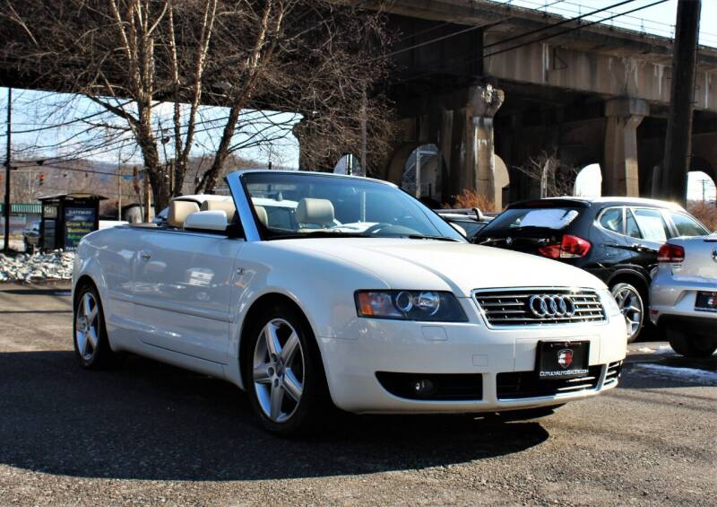 2004 Audi A4 for sale at Cutuly Auto Sales in Pittsburgh PA