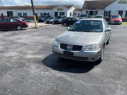 2005 Nissan Sentra for sale at Credit Connection Auto Sales Dover in Dover PA