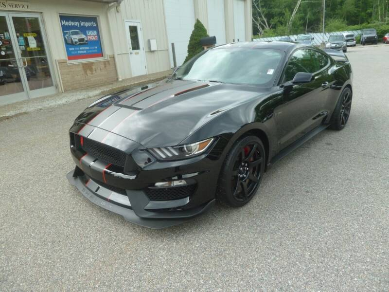 2016 Ford Mustang for sale at Medway Imports in Medway MA