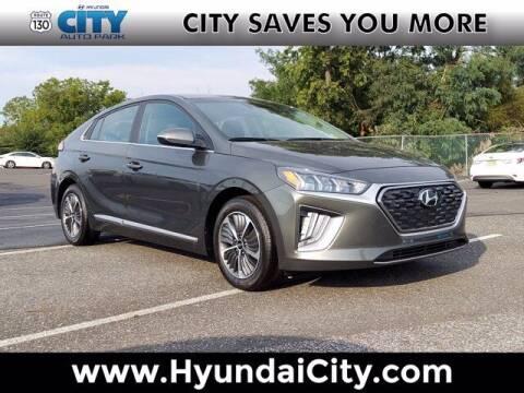 2022 Hyundai Ioniq Plug-in Hybrid for sale at City Auto Park in Burlington NJ