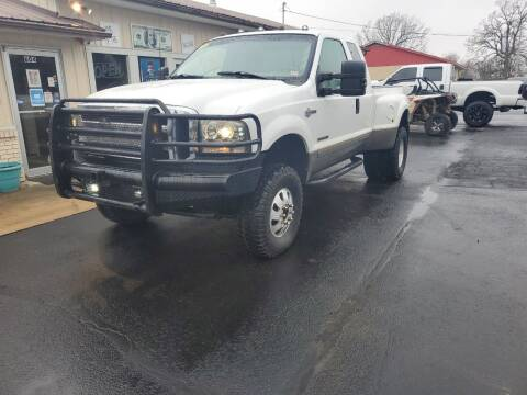2001 Ford F-350 Super Duty for sale at Bailey Family Auto Sales in Lincoln AR