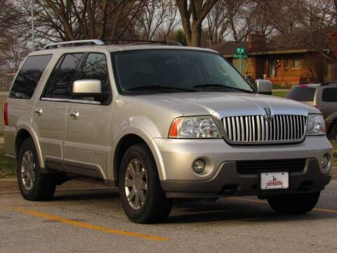 2003 Lincoln Navigator for sale at NY AUTO SALES in Omaha NE