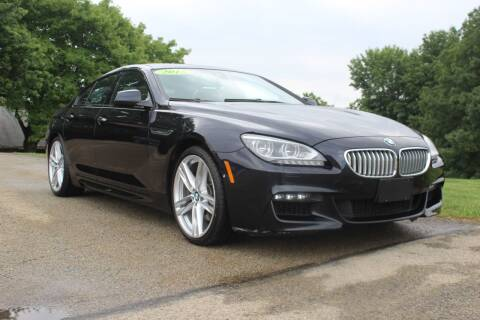 2015 BMW 6 Series for sale at Harrison Auto Sales in Irwin PA