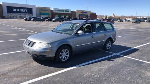 2004 Volkswagen Passat for sale at Cannon Falls Auto Sales in Cannon Falls MN