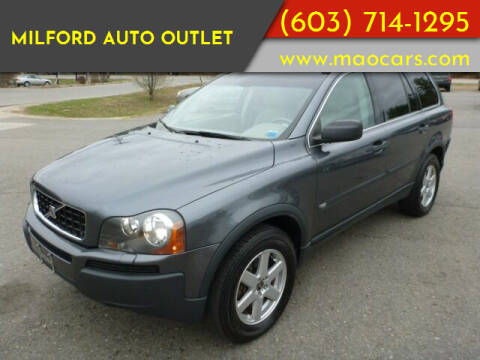 2006 Volvo XC90 for sale at Milford Auto Outlet in Milford NH