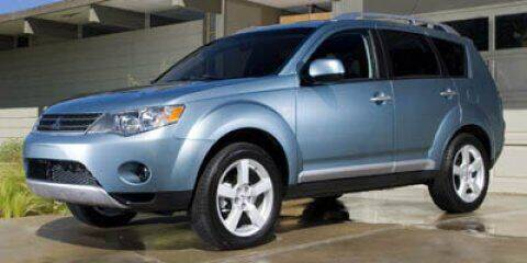 2007 Mitsubishi Outlander for sale at DON'S CHEVY, BUICK-GMC & CADILLAC in Wauseon OH