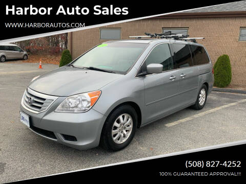 2010 Honda Odyssey for sale at Harbor Auto Sales in Hyannis MA