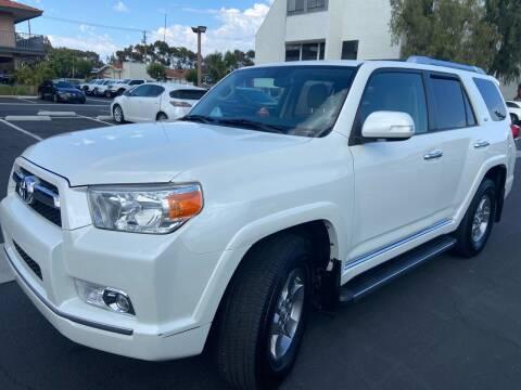 2011 Toyota 4Runner for sale at Coast Auto Motors in Newport Beach CA