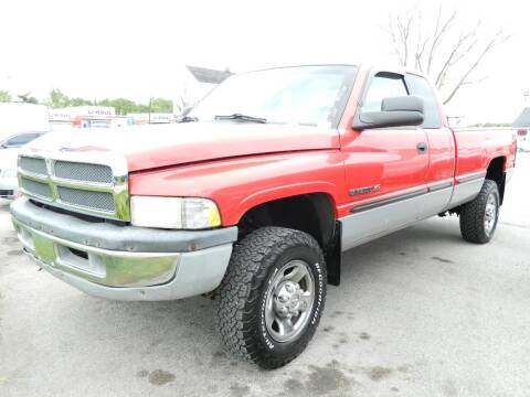 1998 Dodge Ram Pickup 2500 for sale at Auto House Of Fort Wayne in Fort Wayne IN