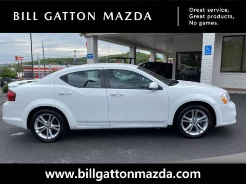 2011 Dodge Avenger for sale at Bill Gatton Used Cars - BILL GATTON ACURA MAZDA in Johnson City TN