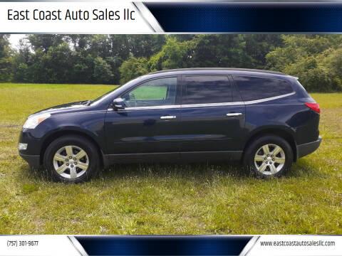 2011 Chevrolet Traverse for sale at East Coast Auto Sales llc in Virginia Beach VA
