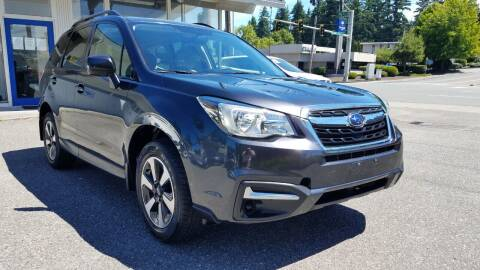 2017 Subaru Forester for sale at Seattle's Auto Deals in Everett WA