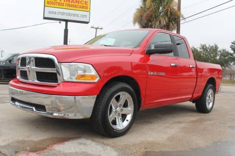 2012 RAM Ram Pickup 1500 for sale at Flash Auto Sales in Garland TX
