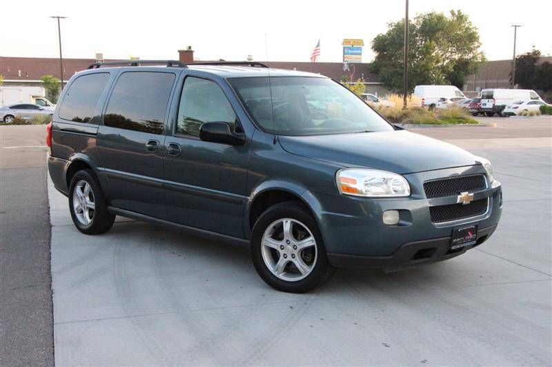 2005 Chevrolet Uplander for sale in Salt Lake City, UT