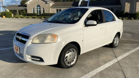 2007 Chevrolet Aveo for sale at 411 Trucks & Auto Sales Inc. in Maryville TN
