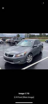 2009 Honda Accord for sale at Ebert Auto Sales in Valdosta GA