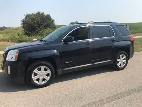 2015 GMC Terrain for sale at Crowne Motors in Newton IA