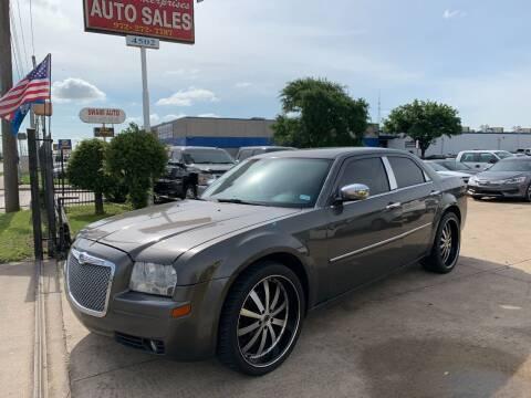 2010 Chrysler 300 for sale at SP Enterprise Autos in Garland TX