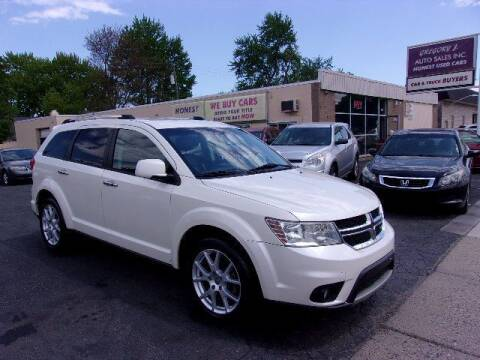 2013 Dodge Journey for sale at Gregory J Auto Sales in Roseville MI