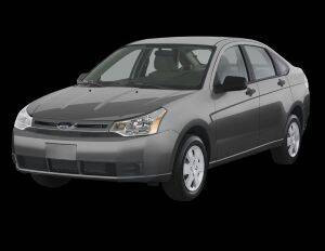 2009 Ford Focus for sale at Cj king of car loans/JJ's Best Auto Sales in Troy MI