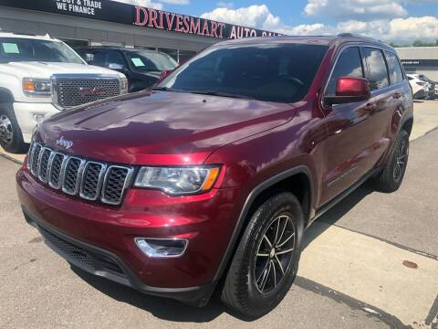 2017 Jeep Grand Cherokee for sale at DriveSmart Auto Sales in West Chester OH