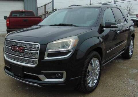 2013 GMC Acadia for sale at Kenny's Auto Wrecking in Lima OH