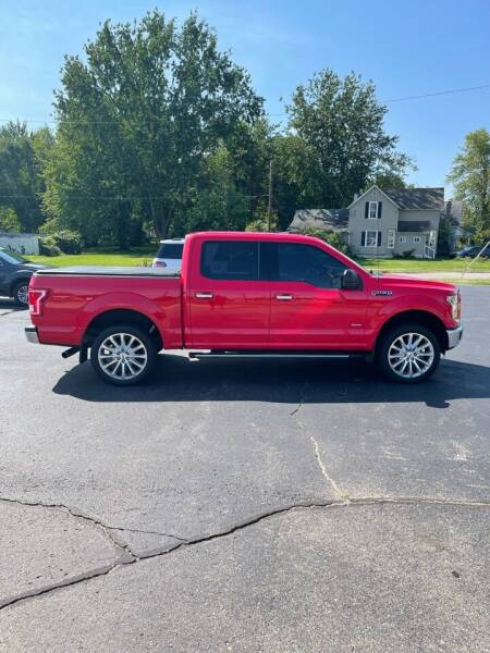 2016 Ford F-150 for sale at Austin Auto in Coldwater MI