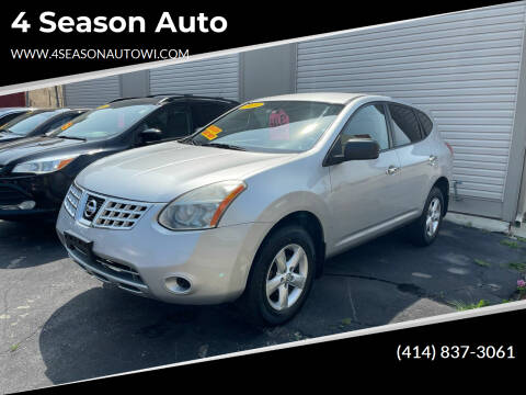2010 Nissan Rogue for sale at 4 Season Auto in Milwaukee WI