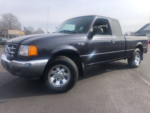 2003 Ford Ranger for sale at Beckham's Used Cars in Milledgeville GA