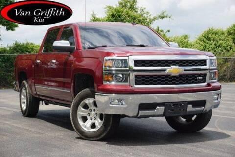 2014 Chevrolet Silverado 1500 for sale at Van Griffith Kia Granbury in Granbury TX