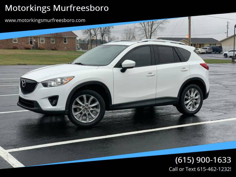 2014 Mazda CX-5 for sale at Motorkings Murfreesboro in Murfreesboro TN