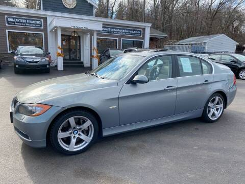 2008 BMW 3 Series for sale at Ocean State Auto Sales in Johnston RI