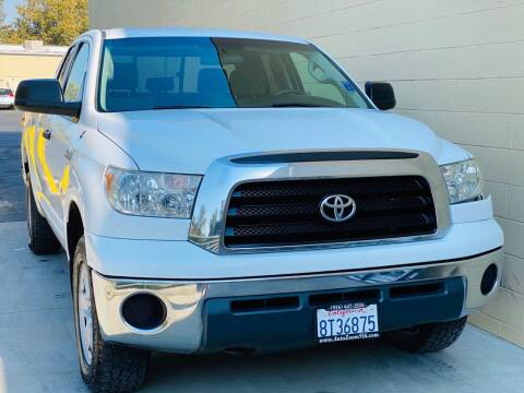 2008 Toyota Tundra for sale at Auto Zoom 916 in Rancho Cordova CA