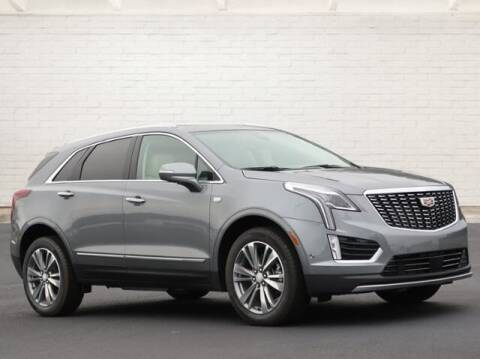 2022 Cadillac XT5 for sale at HAYES CHEVROLET Buick GMC Cadillac Inc in Alto GA